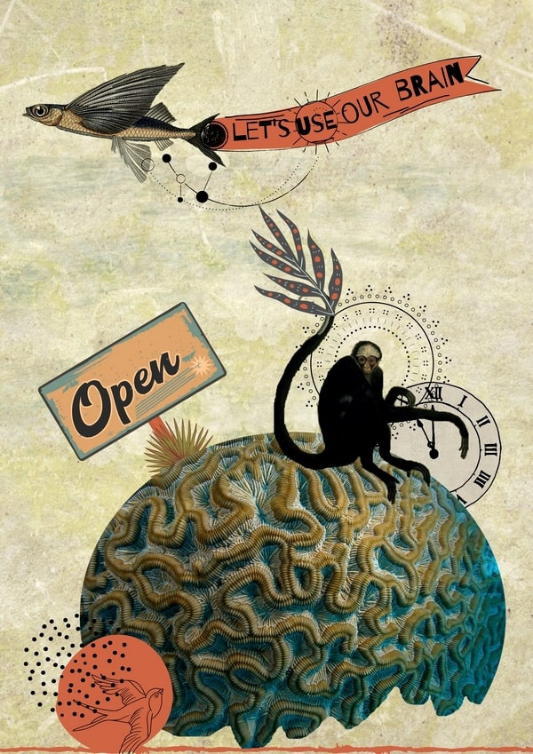 affiche-lets-use-use-our-brain-bird